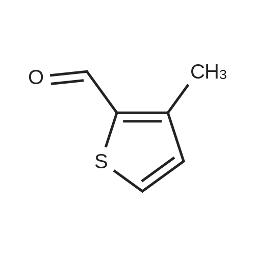 3-Methyl-2-thiophenecarboxaldehyde