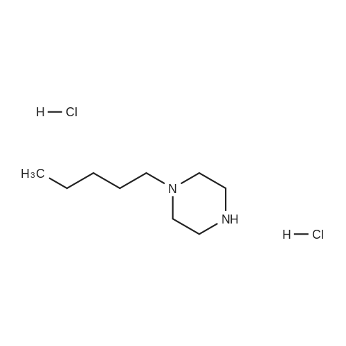 1-Pentylpiperazine dihydrochloride