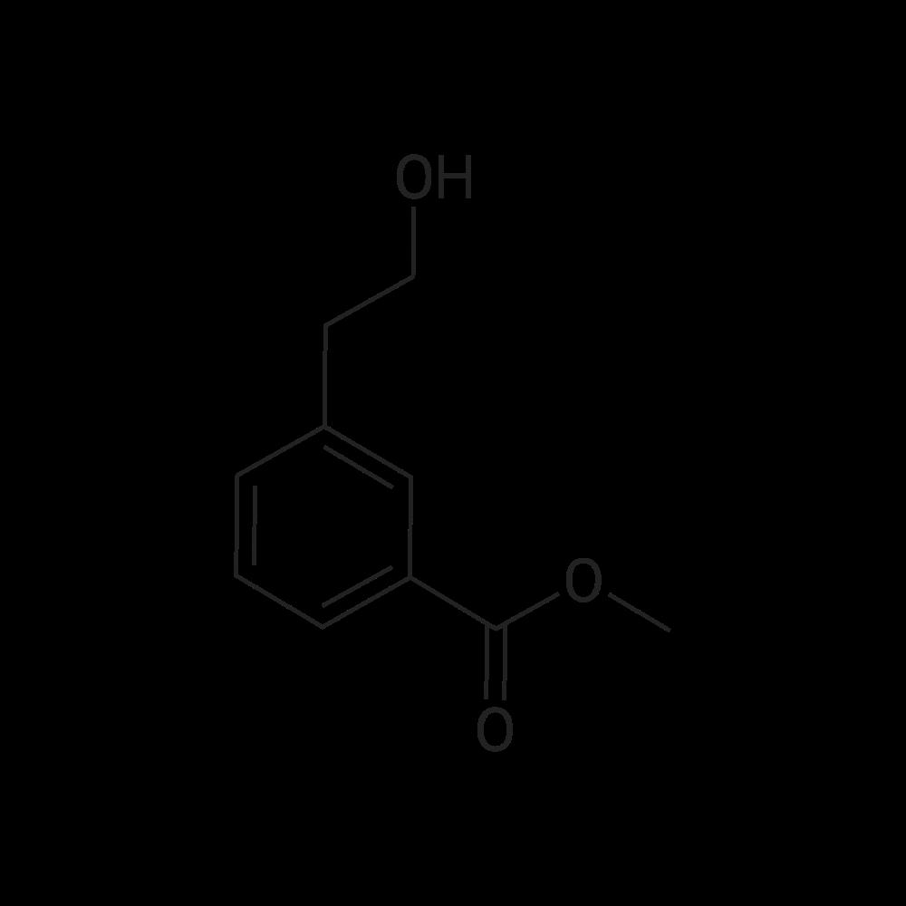 Methyl 3-(2-hydroxyethyl)benzoate