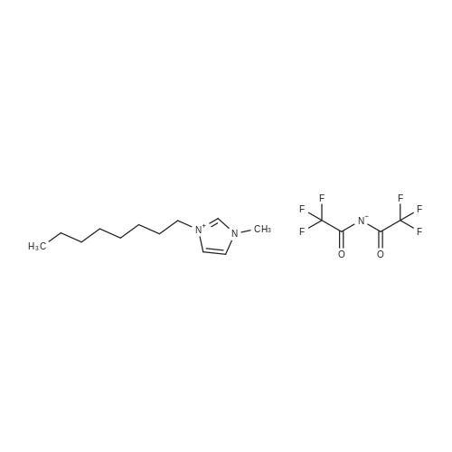 1-octyl-3-methylimidazolium bis((trifluoromethyl)sulfonyl)imide