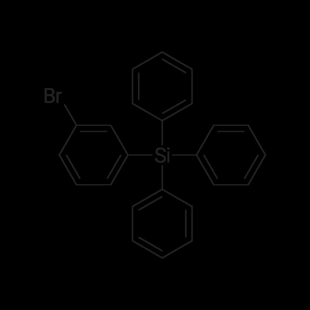 (3-Bromophenyl)triphenylsilane