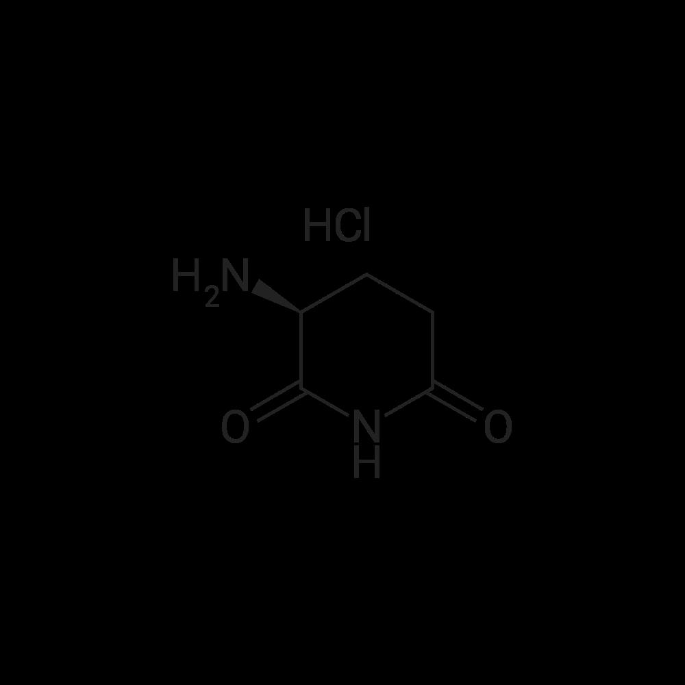 (S)-3-Amino-piperidine-2,6-dione hydrochloride