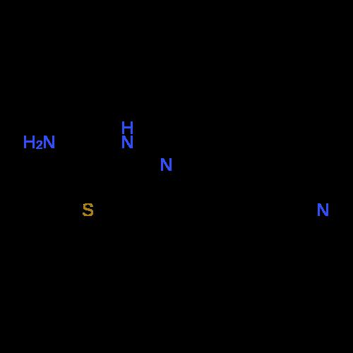 2-(Pyridin-4-ylmethylene)hydrazinecarbothioamide