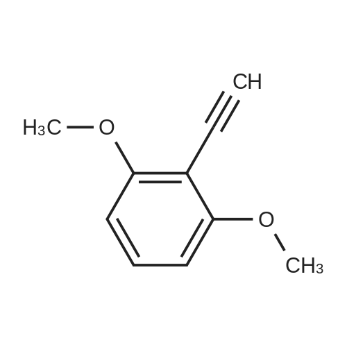2-Ethynyl-1,3-dimethoxybenzene