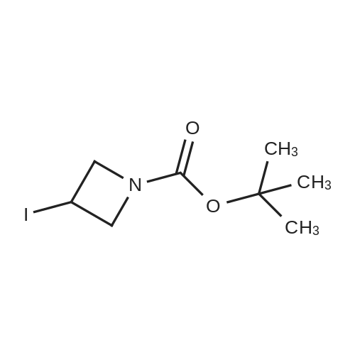 tert-Butyl 3-iodoazetidine-1-carboxylate