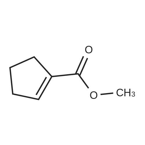 Methyl 1-cyclopentene-1-carboxylate