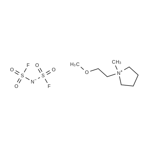 1-(2-Methoxyethyl)-1-methylpyrrolidinium bis(fluorosulfonyl)imide