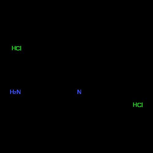 (4-PIperidin-1-ylcyclohexyl)amine dihydrochloride