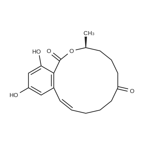 Chemical Structure  17924-92-4