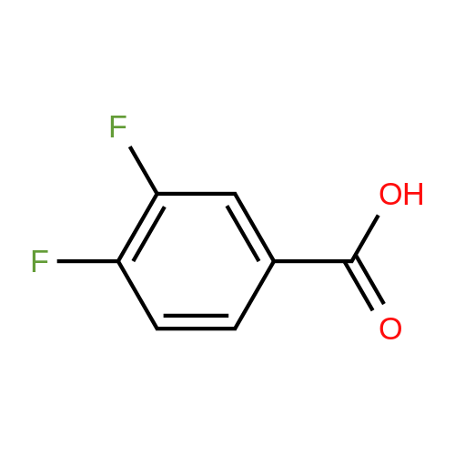 Chemical Structure| 455-86-7