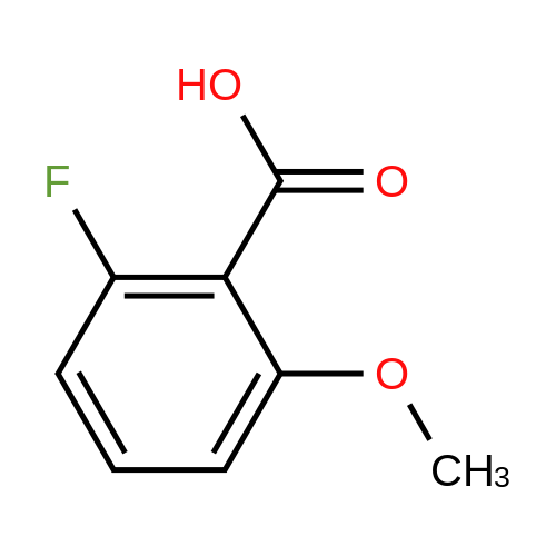 2-Fluoro-6-methoxybenzoic acid
