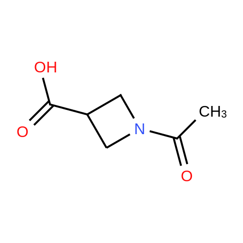 1-Acetyl-3-azetidinecarboxylic Acid