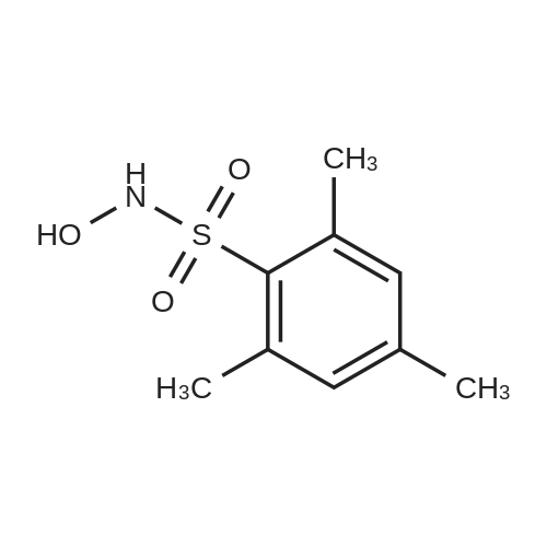 N-Hydroxy-2,4,6-trimethylbenzenesulfonamide