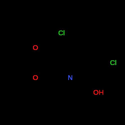 Methyl 3,5-dichloro-6-hydroxypicolinate