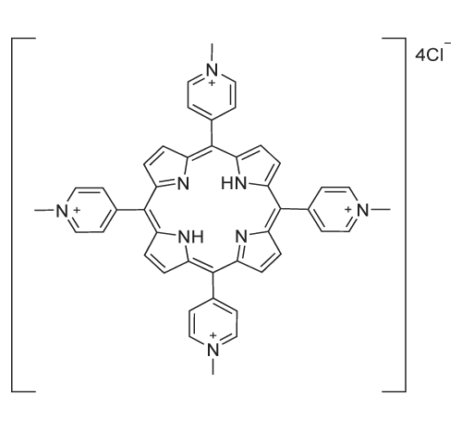 5,10,15,20-TEtrakis(n-methyl-4-pyridyl)-21,23h-porphyrin tetrachloride