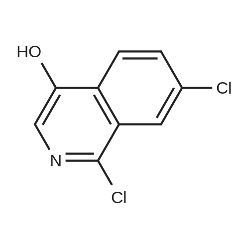 1,7-Dichloroisoquinolin-4-ol