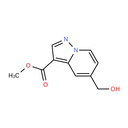 Methyl 5-(hydroxymethyl)pyrazolo[1,5-a]pyridine-3-carboxylate