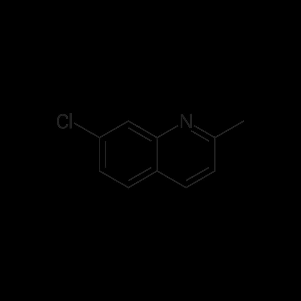 7-Chloro-2-methylquinoline
