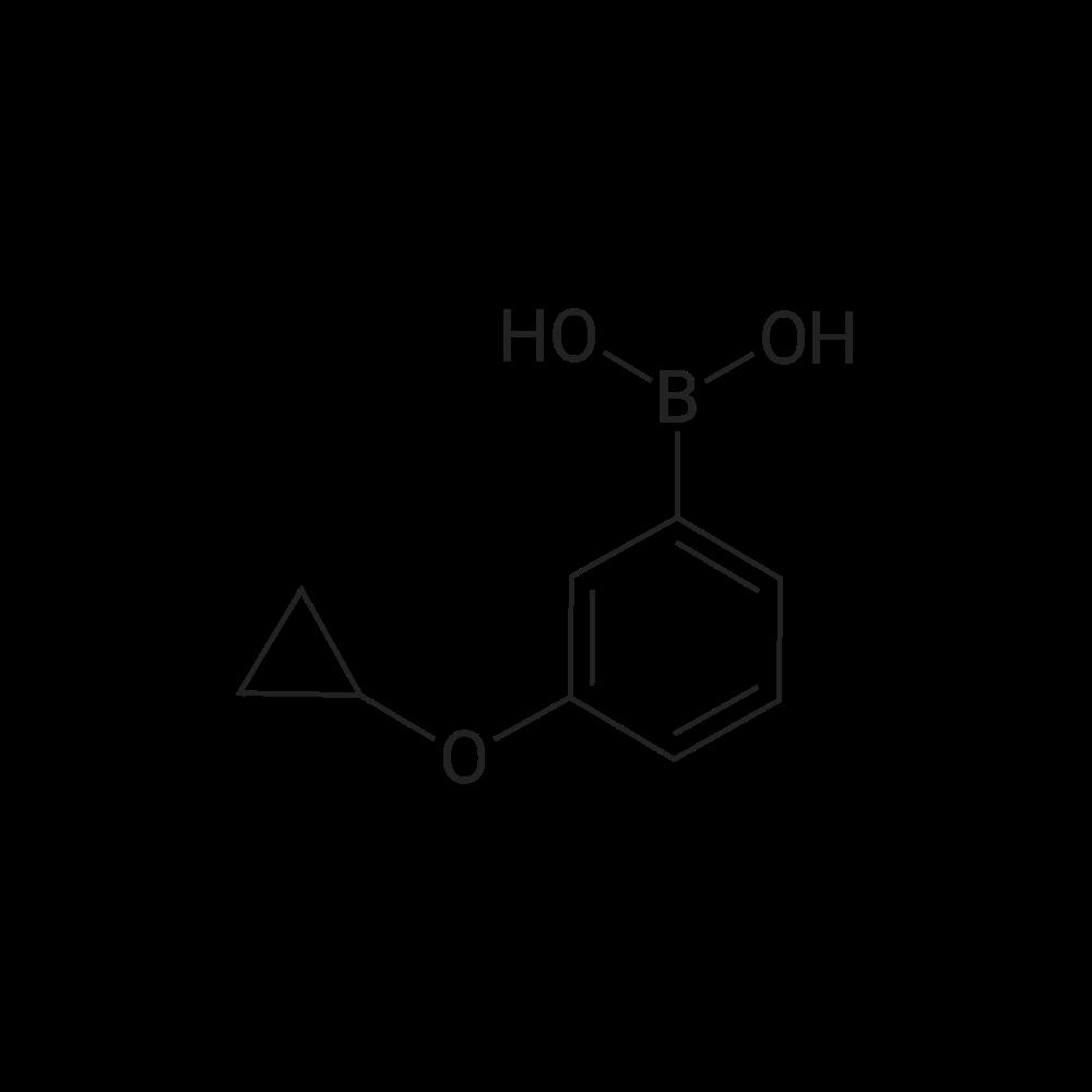(3-Cyclopropoxyphenyl)boronic acid