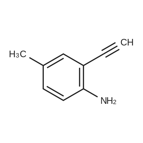 2-Ethynyl-4-methylaniline