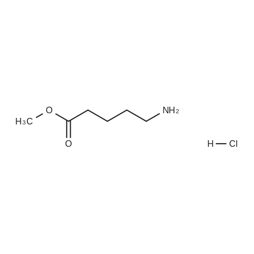Methyl 5-aminopentanoate hydrochloride