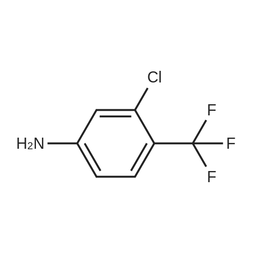 Chemical Structure| 445-13-6