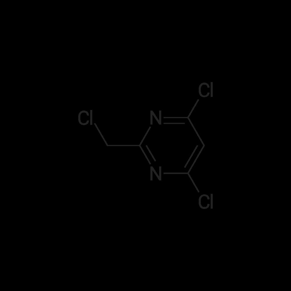 4,6-Dichloro-2-(chloromethyl)pyrimidine