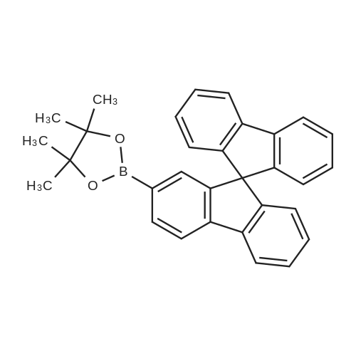 2-(9,9'-Spirobi[fluoren]-2-yl)-4,4,5,5-tetramethyl-1,3,2-dioxaborolane
