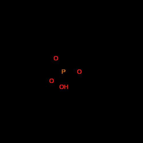 Benzyl cyclohexyl hydrogen phosphate
